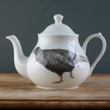Pheasant Teapot